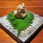 こな吉 - 豆腐の味噌漬け¥380