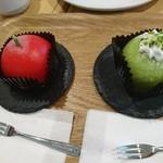 カフェ マル - アイスケーキ