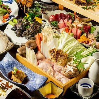ブランド地鶏《はかた地どり》使用!池袋で味わう極上九州料理