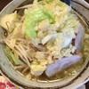 麺屋 愛0028 - 料理写真:らー麺 700円(ニンニク増し)