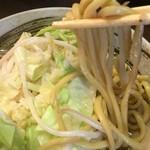 麺屋 愛0028 - ツルツルムッチリ美味しい麺