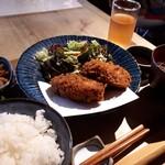 離島キッチン - 福江島定食