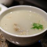 焼肉チャンピオン - テールスープ