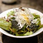焼肉チャンピオン - ちょれぎサラダ