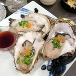 どんぶり - 生牡蠣