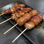 どんぶり - 串焼き各種¥130