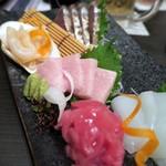どんぶり - 料理写真:お刺身バイキング¥1480