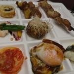 ホテルふじ 食堂 - 料理写真: