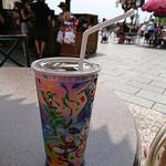 マンマ・ビスコッティーズ・ベーカリー - アイスコーヒー