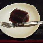 Tomatsu - くず餅