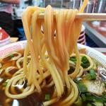 90689533 - 中華そば 麺リフト