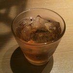 わたみん家 - 梅酒ロック