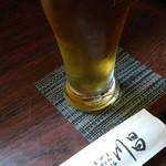 90690888 - 生ビール(小)\500-