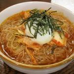絆 - さっぱり辛いキムチ冷麺