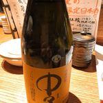 秋葉原魚金 - ボトル 中々 4,200円