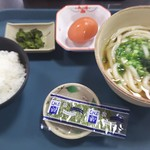 中井麺処 うどんそば専門コーナー -