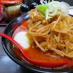 元祖旨辛系タンメン 荒木屋 - 料理写真:味噌玉子麺