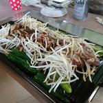 三川パークゴルフクラブ ジンギスカンコーナー - 料理写真: