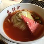 90695477 - 盛楼閣 冷麺辛口