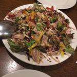 ステッラ - 料理写真:ローストポーク サラダ仕立て