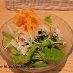 洋食カフェ フライパン - サラダ(ランチセット)