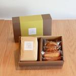 Forest Coffee Roasters - 豆200gと焼菓子のギフトセット