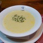 MoMo - コーンスープ