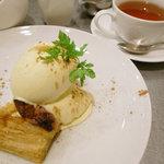 STAR JEWELRY CAFE - アップルパイ