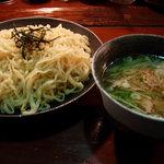 小笠原塩ラーメン 海皇 - 塩つけ麺