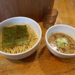 虎愼 - 濃厚ニボつけ麺 ¥780