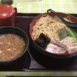 イツワ製麺所食堂 - イツワつけ麺  790円