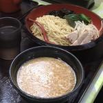 イツワ製麺所食堂 - トンコツつけ麺  790円