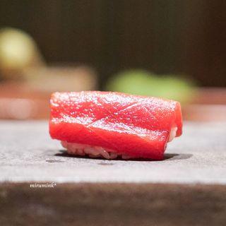 近松 - 料理写真:鮪