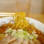 さっぽろ純連 - 森住製麺の麺