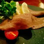 クレハ - あぶり肉寿司(値段忘れた)