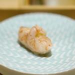 鮨処 有馬 - ボタン海老