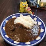 パパンキッチン - ビーフカレー600円(税込)