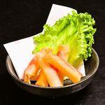 明太子とチーズのミニ春巻き(5個)