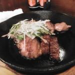 蔵内 馬ノ丈 - 馬タン焼き