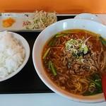台湾菜館 晴海軒 - 料理写真: