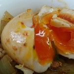 ビンギリ - 味玉
