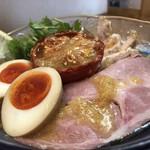 麺屋 桜息吹 - 冷やしラーメン2018