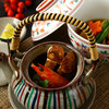 草庵 - 料理写真:9月~11月 松茸の土瓶蒸し 秋の味覚の定番です。