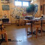 浜焼太郎 - 店内入口近くのテーブル席