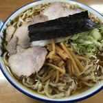 ケンちゃんラーメン - 料理写真:中華そば中盛