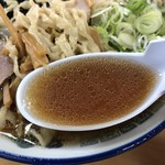 ケンちゃんラーメン - スープ