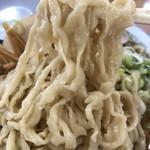 ケンちゃんラーメン - 麺