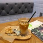 フェブズ コーヒー&スコーン - スコーンセット(600円)