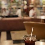 マヅラ喫茶店 - アイスコーヒー250円('18.8月)