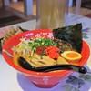 武虎 - 料理写真:辛豚骨ラーメン